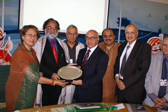 pradeep-saurabh-award