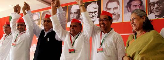 samajwadi-parti-meeting-in-kolkata
